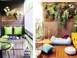 Arredare il balcone e i terrazzi con fiori e piante for Arredare un terrazzo con piante e fiori