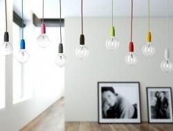 Idee per installare nuovi luci in casa senza bucare muri o soffitti