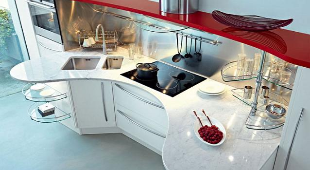 Cucine da sogno meglio il piano a induzione o i fornelli for Piani immobiliari