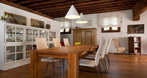 Arredamento rustico moderno la nuova moda del momento for Arredamento particolare per la casa