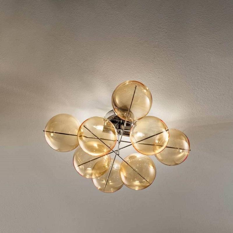 Plafoniere moderne per illuminare casa