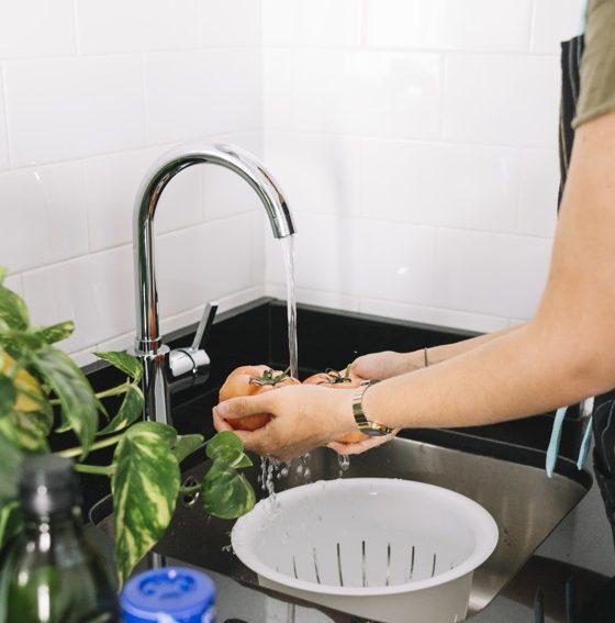 Depuratore domestico dell'acqua