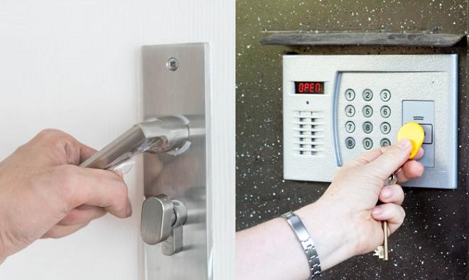 Sicurezza domestica sistemi antieffrazione