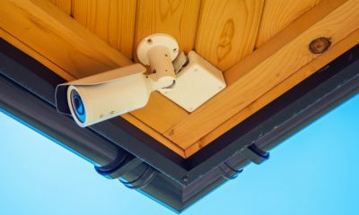 Sicurezza domestica sistema di videosorveglianza