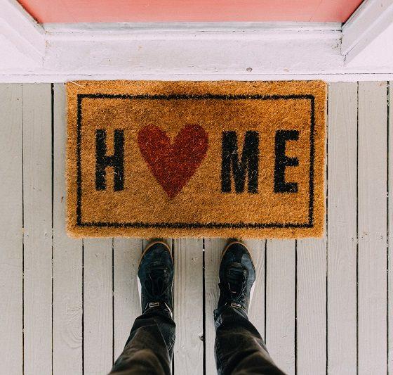 Zerbino personalizzato casa