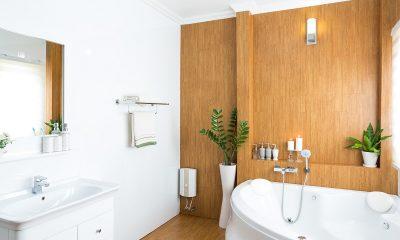 Bagno eco-friendly